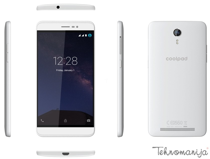COOLPAD smart medium TORINO S E561 WH DS
