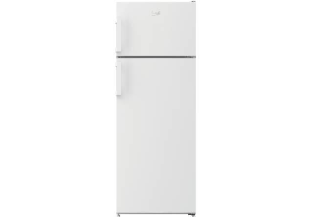 BEKO Kombinovani frižider DSA 240 K21 W, Samootapajući