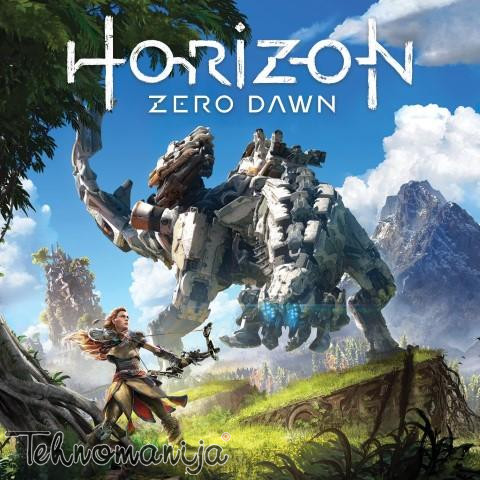 SONY Igra PS4 HORIZON ZERO DAWN