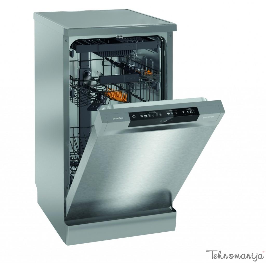 GORENJE Mašina za pranje sudova GS 54110 X, Samostalna
