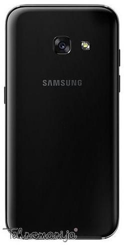 SAMSUNG Galaxy A3 (2017) SM-A320FZKNSEE BLACK