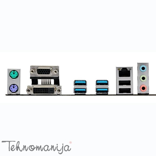 ASUS Matična ploča B150M K, Intel 1151, Intel B150, Micro ATX