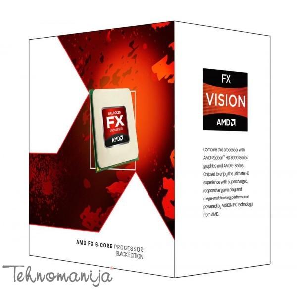 AMD AM3+ FX-6300 X6 (3.50GHz 14MB 95W) BOX