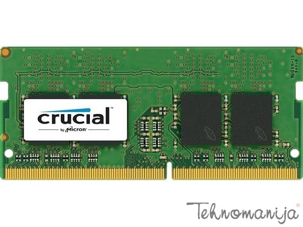CRUCIAL DRAM 4GB DDR4 2133 MT/s (PC4-17000) CL15 SR x8 Unbuffered SODI
