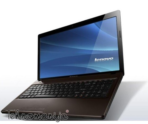 "LENOVO Laptop G580 59356042, 15.6"", 2GB, 320GB"