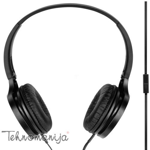 PANASONIC Slušalice sa mikrofonom RP HF100ME K