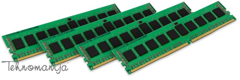 KINGSTON RAM memorija KVR21R15S8K4/16, 2133Mhz
