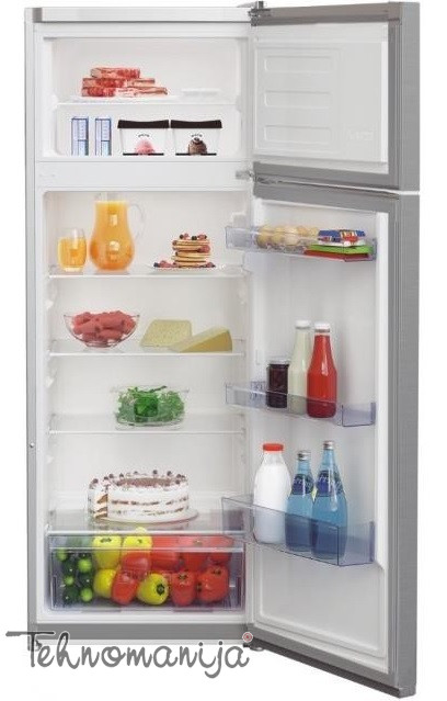 BEKO Kombinovani frižider RDSA 240 K20 S, Samootapajući