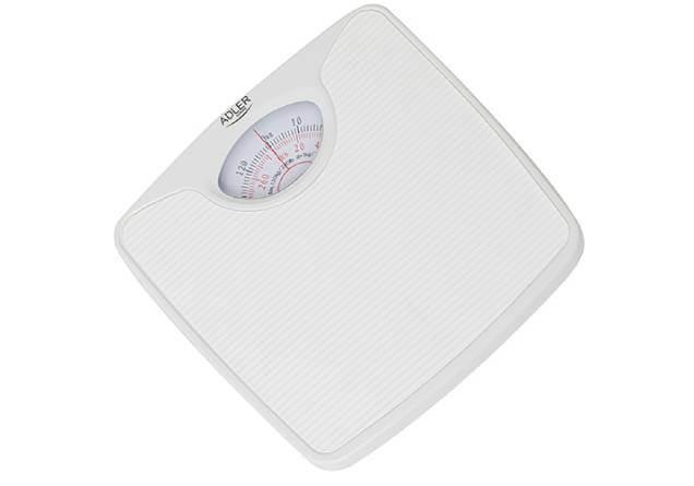 ADLER Vaga za merenje telesne težine AD 8151