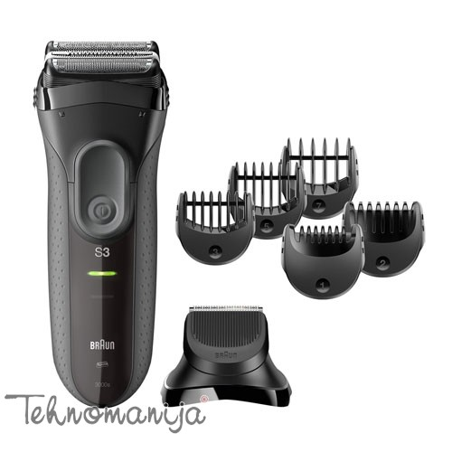 BRAUN Aparat za brijanje 3000 BT