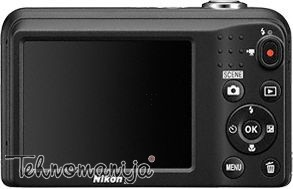 NIKON kompaktni fotoaparat A10 BLACK