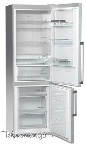 GORENJE Kombinovani frižider NRK 6191 GHX, No Frost Plus