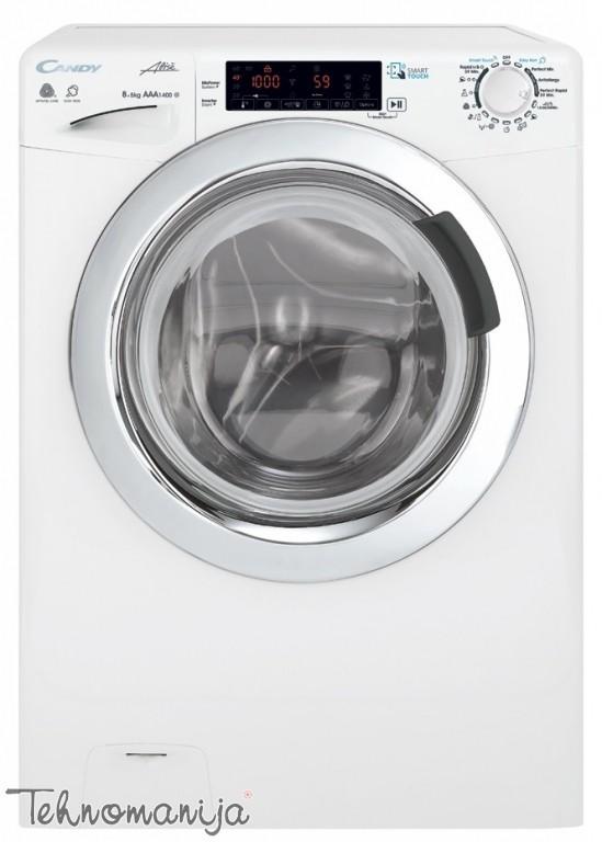 CANDY Mašina za pranje i sušenje veša GVSW 45 485TWHC-S