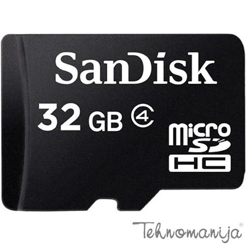 SAN DISK memorijska kartica SDHC 32GB MICRO