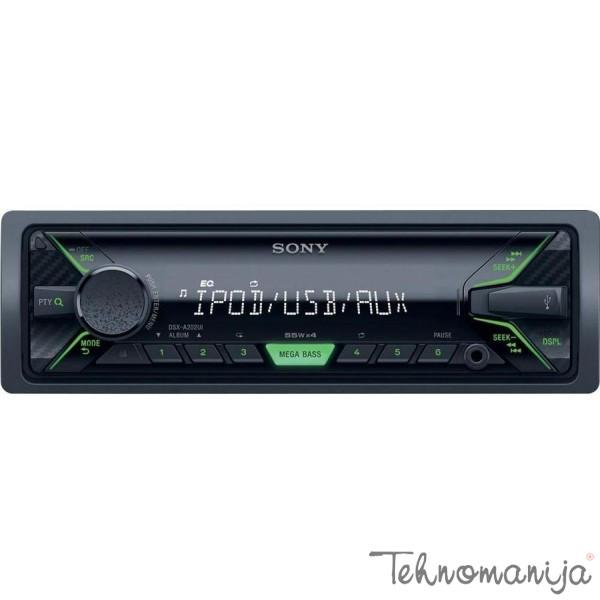 SONY auto radio CDXG 1202U EUR