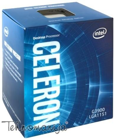 INTEL Celeron G3900 2.8GHz