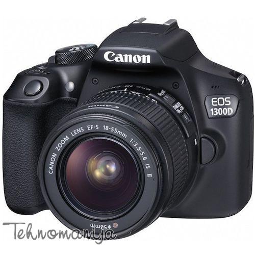 CANON Fotoaparat EOS1300D  EFS18 55