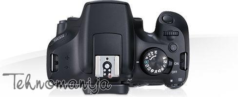 CANON fotoaparati EOS 1300D18 55 75 30