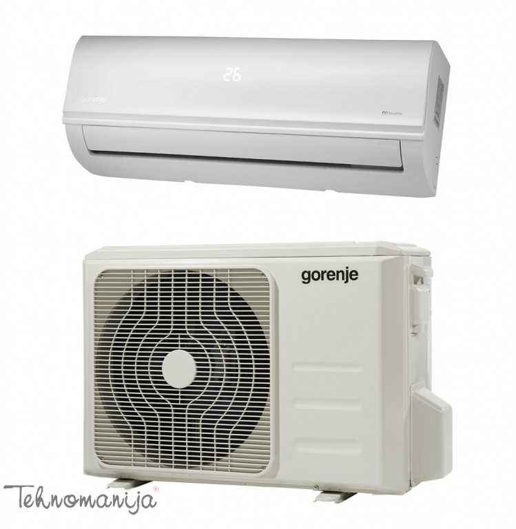 GORENJE Klima uređaj inverter KAS 35 CINVFT