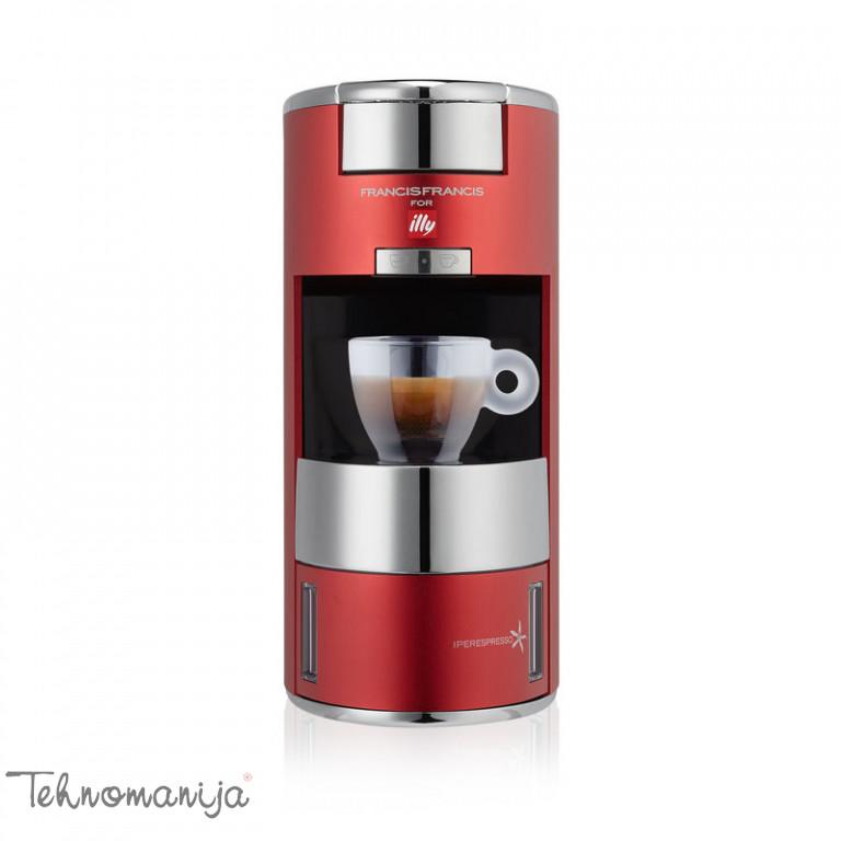 ILLY Aparat za espresso X9 RED