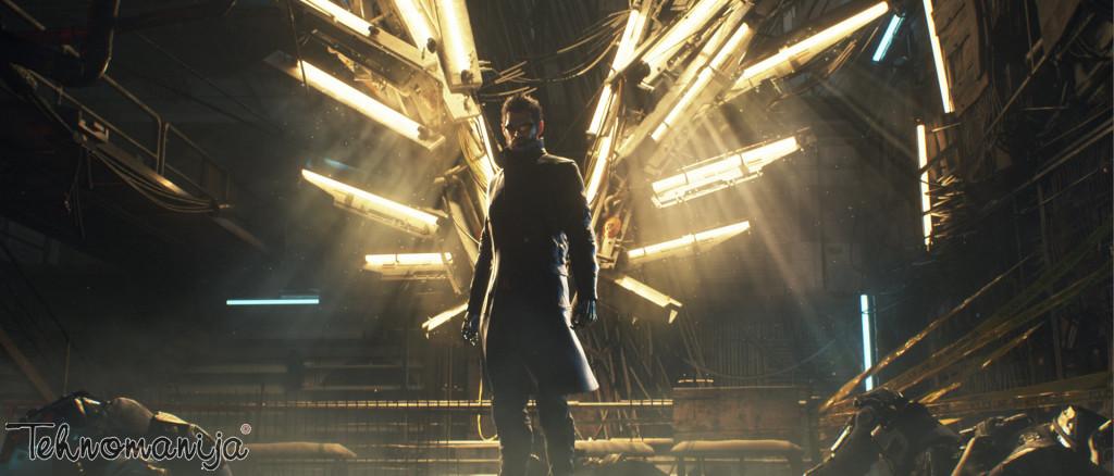 PS4 Igra DEUS EX: MANKIND DIVIDED STEELBOOK, SQUARE ENIX
