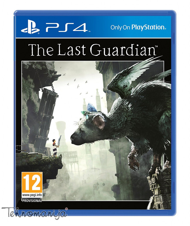 SONY igra PS4 THE LAST GUARDIAN