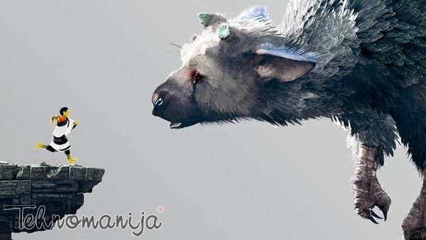 SONY igra PS4 THE LAST GUARDIAN
