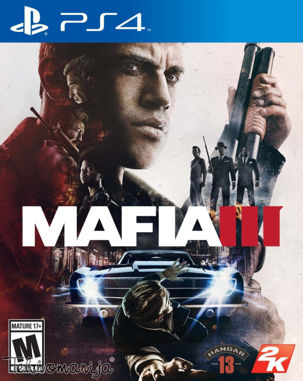 TAKE TWO igra PS4 MAFIA 3