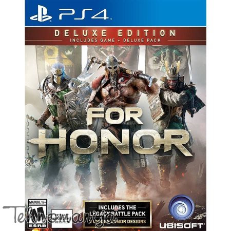 UBISOFT igra PS4 4 HONOR DELUXE EDITION