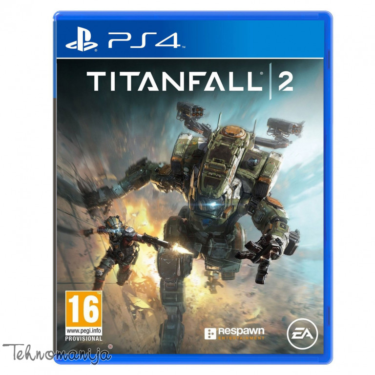 ELECTRONIC ARTS igra PS4 TITANFALL 2
