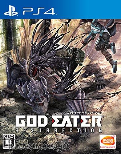 NAMCO BANDAI igra PS4 GOD EATER RESURR/RAGE BURST