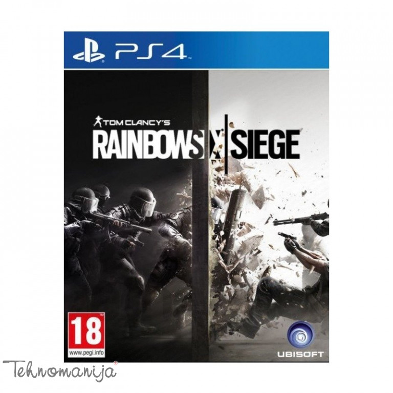 UBISOFT igra PS4 TOM C. RAINBOW 6 SIEGE