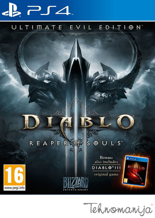 ACTIVISION BLIZZARD igra PS4 DIABLO 3 ULTIMATE EVIL EDITION