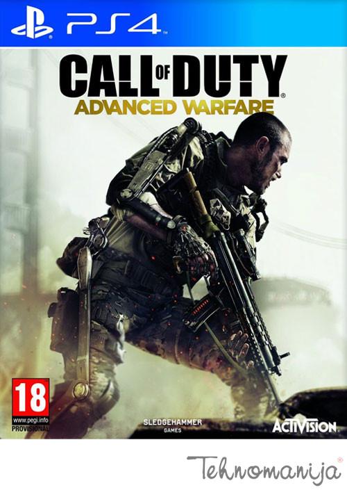 PS4 Igra CALL OF DUTY ADVANCED WARFARE, ACTIVISION
