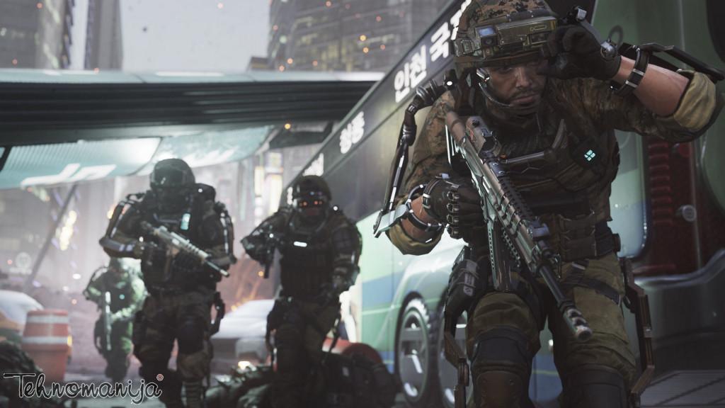 ACTIVISION igra PS4 CALL OF DUTY ADVANCED WARFARE
