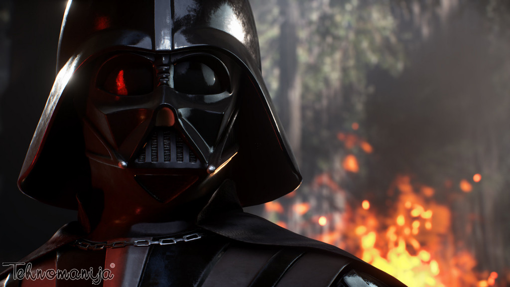 ELECTRONIC ARTS igra PS4 STAR WARS BATTLEFRONT 2015