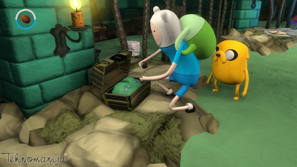 NAMCO BANDAI igra PS4 ADVENTURE TIME: FINN&JAKE INVESTIGATIONS