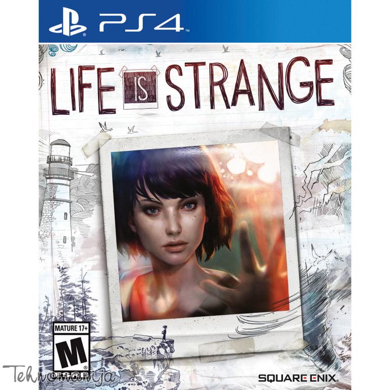 SQUARE ENIX igra PS4 LIFE IS STRANGE