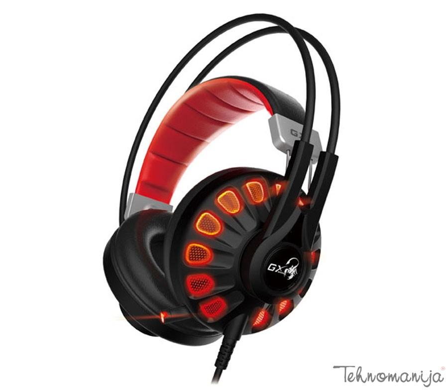 GENIUS Slušalice HS G680