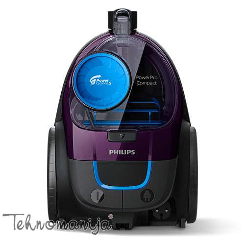 PHILIPS Usisivač sa posudom FC 9333 09, 650 W
