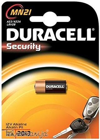 DURACELL baterije MN 21