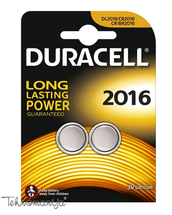 DURACELL baterije COIN LM 201