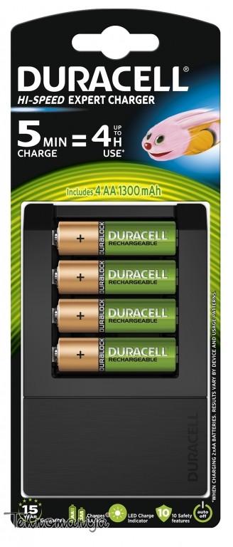 DURACELL baterije CEF 15 4 AA
