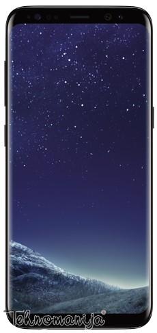 SAMSUNG mobilni telefon S8 G950F BLACK