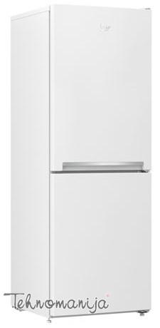 BEKO Kombinovani frižider RCSA 240 K20 W, Samootapajući