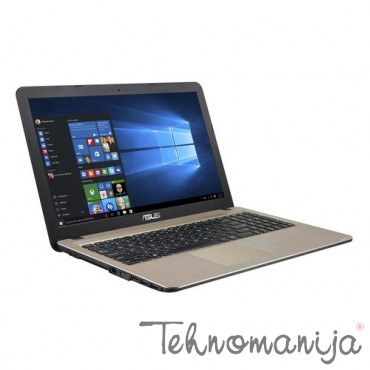 "ASUS laptop X540SA XX436D+TORBA 15.6"", 4GB, 500GB"