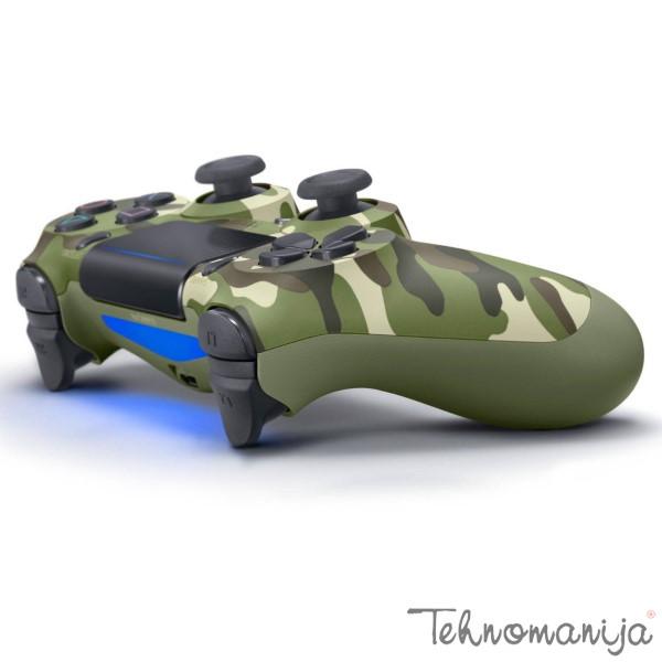 SONY Joystick PS4 DUALSHOCK 4, GREEN CAMO
