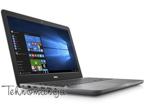 DELL laptop Inspiron 15 (5567), i3-6006U, 4GB, 1TB
