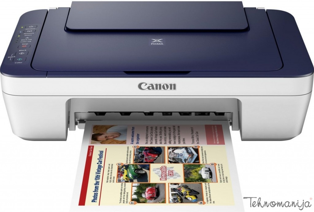 CANON InkJet štampač MG 3053 BL WH