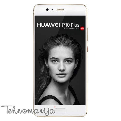 HUAWEI Mobilni telefon P10 PLUS GOLD,  6 GB, 12.0 Mpix+20.0 Mpix